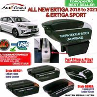 Armrest Suzuki all New Ertiga Full Cover Mbtech