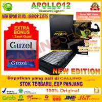 Herbal Apollo-12 cordy-G EXTRACT + Sabun GLIZ 1Box (PROMO MURAH)