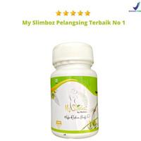 My Slimboz Pelangsing Obat Diet Herbal Ampuh Penurun Berat Badan