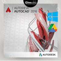 [PROMO] Autodesk Autocad 2016 FOR WINDOWS 64 BIT