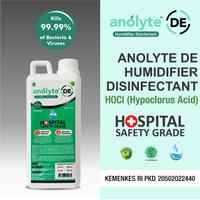 Anolyte DE Humidifier 1 L, air disinfektan diffuser oil aroma therapy