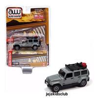 Auto World 2018 Jeep Wrangler Rubicon Mijo Exclusive Skala 64 Diecast