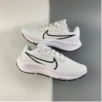 Sepatu Sneakers Nike Air Zoom Pegasus 38 White Black
