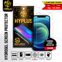 HYPLUS - SONY XZS - ANTI GORES HYDROGEL NOT TEMPERED GLASS - FULL - DEPAN