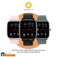 Amazfit GTS 2 Mini Life Style Sport SPo2 Amoled Smartwatch - Sage GREEN, Watch Only