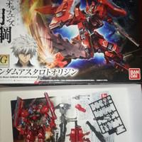 HG Astaroth origin Repaint Wheatering And detailing Gundam Bandai