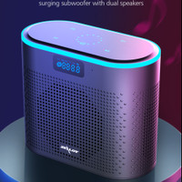 Speaker Bluetooth Portable Stereo Microphone Conference Call Meeting