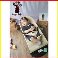 Baby Rocker /Ayunan Bayi/Bouncer Infant Seat /Applebaby Brown