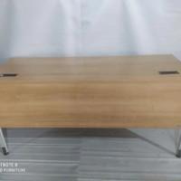 meja kantor merk KOZY 160 cm