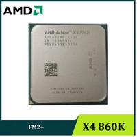 Prosesor AMD FM2+ Athlon X4-860K 3.7GHZ - 4.0GHz X4 860K