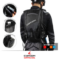 Tas Ransel Hydropack Sepeda Running Trail Carion Almo Black