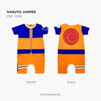 Hey Baby Naruto Jumper - 3-6m