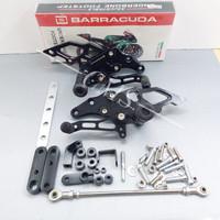 underbone barracuda Yamaha VIXION NEW OLD R15V3 XABRE R25 MT25