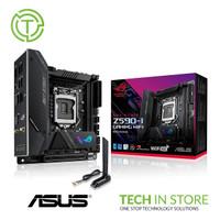 Motherboard Intel ASUS ROG STRIX Z590-I GAMING WIFI - LGA1200 Gen 11