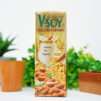 Vsoy Golden Grain 1L / Susu Kedelai GoldenGrain