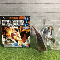 Action figure one piece attack motion shanks 2