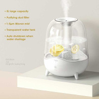 Xiaomi Deerma Air Humidifier Ultrasonic Diffuser 5L Difusser Aroma