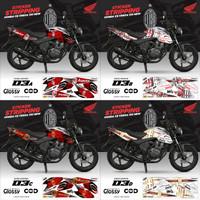 Sticker Striping Motor Honda Cb Verza 150 New Variasi AR-03 GLOSSY