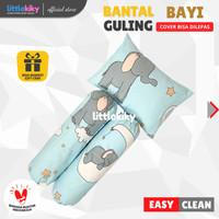Bantal Guling bayi / Baby Pillow Set Motif Anak
