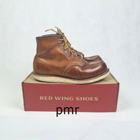 Red Wing Shoes 875, classic Moc, size 8,5 - 41,5 original USA.