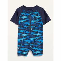 Swimsuit Kodok Anak Laki Laki Old Navy GAP Kids | Baju Renang Baby - Navy Sh, 0-3m
