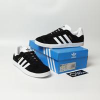 Sepatu Adidas Gazelle Black White