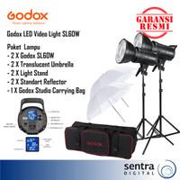 GODOX SL 60 W / SL60W / SL60 W /Godox SL60W LED paket