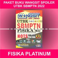 Buku Wangsit UTBK SBMPTN 2022 / FISIKA Platinum