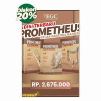 EGC Prometheus Atlas Anatomi Manusia ED. 5 (SET)