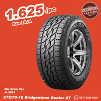 SALE Ban All terrain 275/70-16 R16 BS Dueler AT 697 OWT Bridgestone