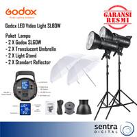 Godox SL60W Video LED Bowens Mount / Godox SL 60W / Godox SL60 Paket