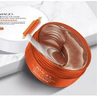 Masker Mata Images Orange Eye Mask xxm23501