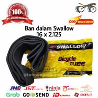 Ban dalam sepeda lipat listrik SELIS 16 x 2.125 bisa untuk RODA DEPAN