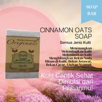 Cinnamon Oats soap