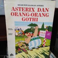Komik Petualangan Asterix