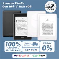 Amazon Kindle Gen 10th 6 Inch 8GB Black/White eReader eBook Reader - BLACK