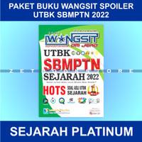 Buku Wangsit UTBK SBMPTN SEJARAH Platinum