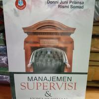 buku manajemen supervisi dan kepemimpinan kepala sekolah donni