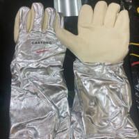 Sarung Tangan Panas 200°C Merk Castong