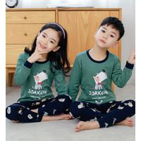 Piyama Baju Anak Import Adem Katun Halus Karakter seri 5 Size Big