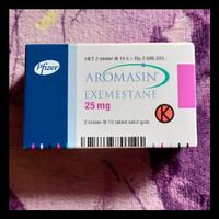 Promo Aromasin 25Mg Original