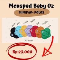 Menstrual Pad Pembalut Kain Menspad Baby Oz - MINIPAD - POLOS
