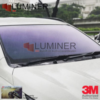 Kaca Film 3M ORIGINAL crystalline windshield only SMALL/MEDIUM CAR