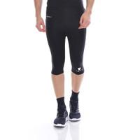 Baselayer Manset Tiento Half Pants Black White Original