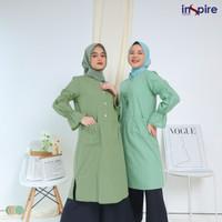 Tunik Atasan Busana Muslim Wanita Dewasa Inspire ITU 035