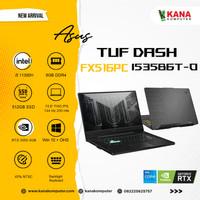 ASUS TUF Dash F15 FX516PC-I535B6T-O Intel Core i5 11300H-RTX 3050-8GB