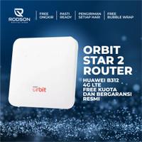 Router Orbit Star 2 Huawei B312 4G LTE Free Kuota Garansi Resmi