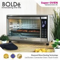 BOLDe Super Oven Diamond Series 43L