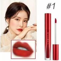 Lipstik Wanita lameila just red edition matte lipstick 2026 - 01