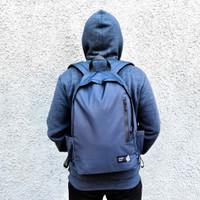 Tas Ransel Daily Backpack By Nama Lite No.301 NAVY - Warranty Lifetime - Navy